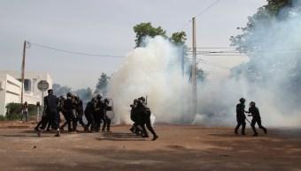 Ataque contra cuartel en Mali deja 6 muertos