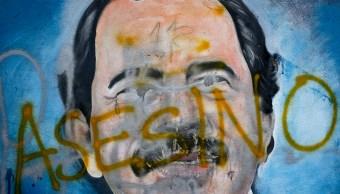 Disparan en la cabeza a joven atrincherado en Nicaragua