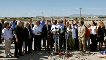 Alcaldes de EU protestas por separación de familias en Texas