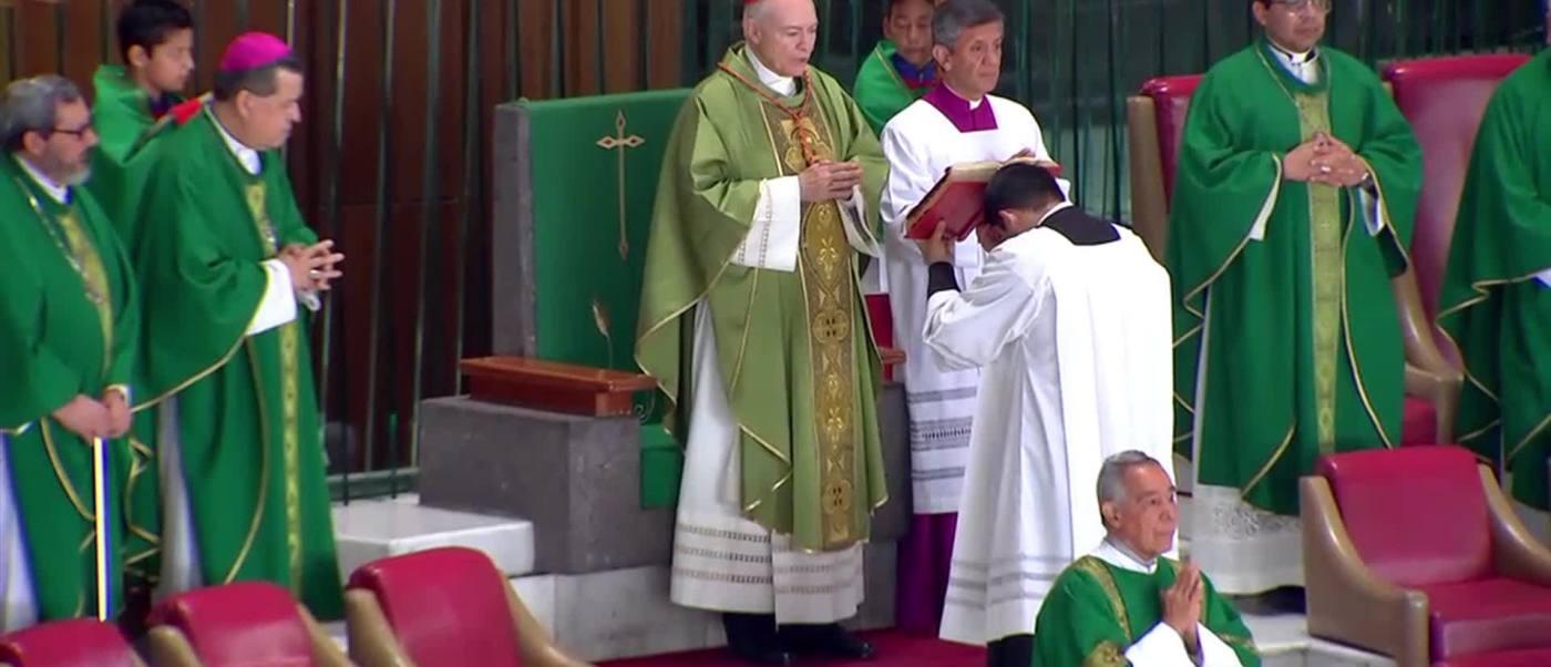 Arzobispo Aguiar Llama Votar 1 De Julio