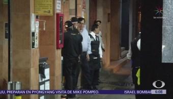 Asaltan a Sabo Romo en taquería de la colonia Nápoles, CDMX