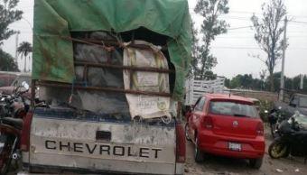 Profepa asegura 750 kilos de carbón vegetal