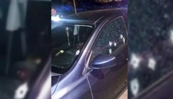 Matan a cinco hombres en calles del Valle de México