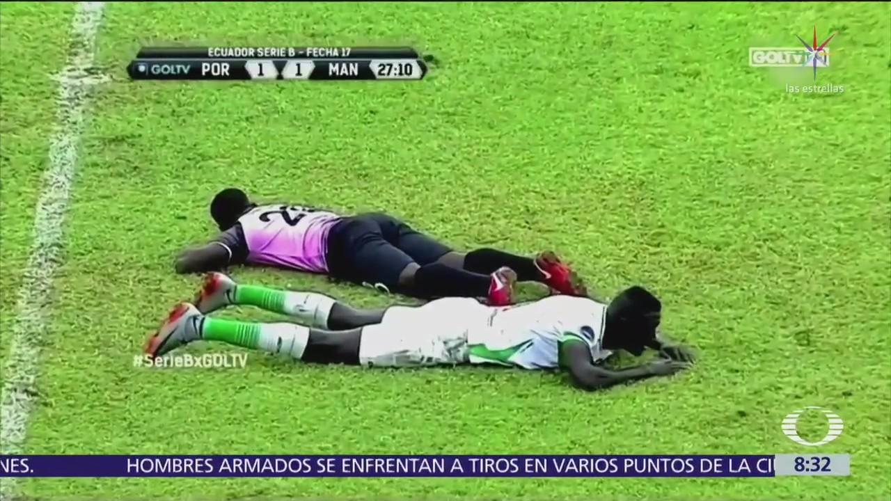 Ataque de abejas interrumpe partido de futbol en Ecuador