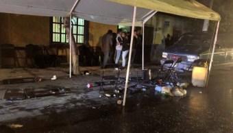 Ataque en un velorio deja dos muertos en Guadalajara