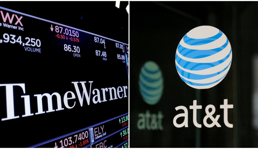 ATT aprobación tribunal estadounidense comprar Time Warner