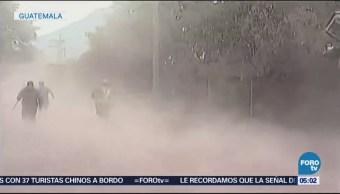 Aumenta a 69 la cifra de muertos por erupción del Volcán de Fuego en Guatemala