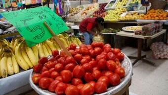 Aumentan índices de precios, baja inflación: INEGI