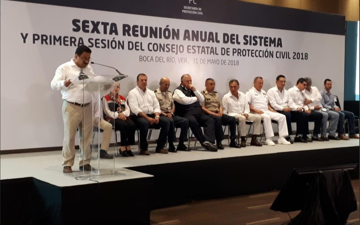 Veracruz se alista para la temporada de huracanes