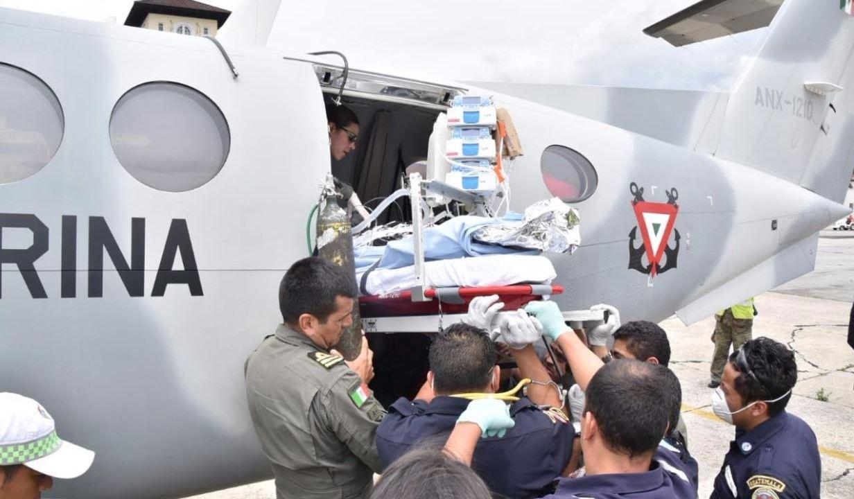 México, segundo país que apoya a Guatemala