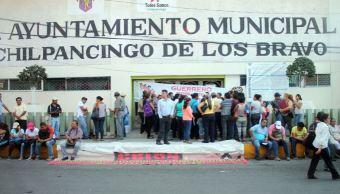 restituyen ayuntamiento chilpancingo sus funciones seguridad publica