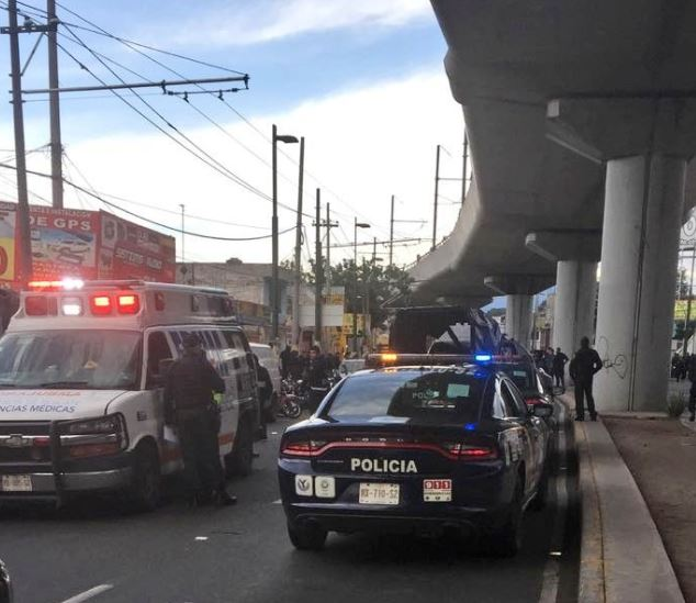 mototaxistas encabezaron enfrentamientos culhuacan