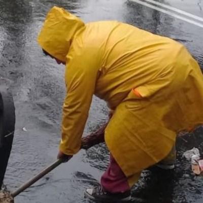 Basura genera la mitad de las inundaciones en la CDMX