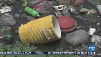 Basura Genera Inundaciones Cdmx Encharcamientos Lluvias