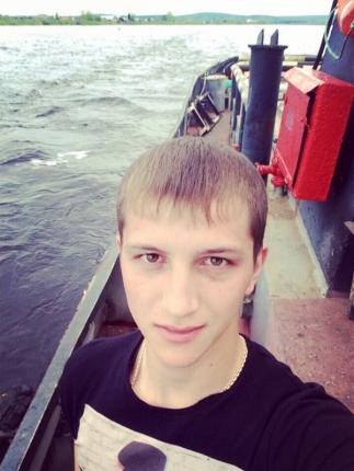 Joven Siberia Salva Niña Rio Lena, Rescate Niña Río Lena, Río Lena, Rusia, Siberia, Rescate Niña