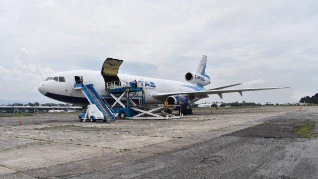 Bolivia ayuda humanitaria afectados erupción Guatemala