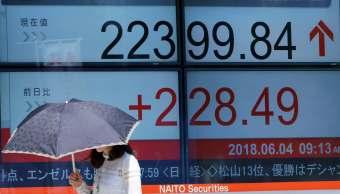 Bolsa de Tokio al alza, pérdidas en Shanghái y Shenzen