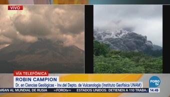 Sistema Monitoreo Popocatépetl, Adecuado Alertar Erupciones