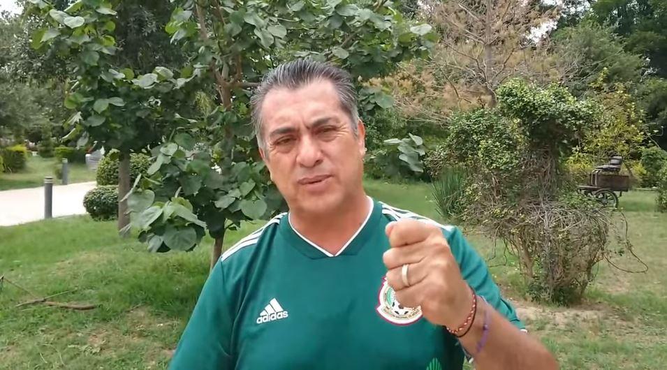 jaime rodriguez seleccion mexicana felicita alemania