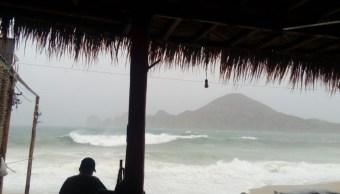 Tormentas en México, por 'Bud' y otros tres sistemas tropicales