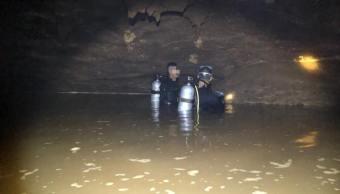 Rescatan Futbolistas Atrapados Cueva Tailandia, Futbolistas Desaparecidos Tailandia, Tailandia, Desaparecidos, Futbol, Cueva