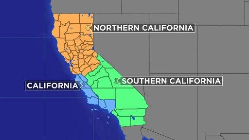 California votará iniciativa dividirla tres Estados