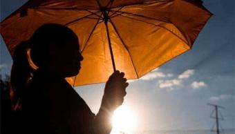 Ola de calor en Nuevo León termómetro marca 37 grados