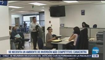 Canacintra Querétaro propone reforma fiscal a candidatos