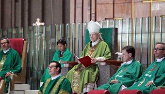 Cardenal Aguiar pide a fieles no abstenerse de votar