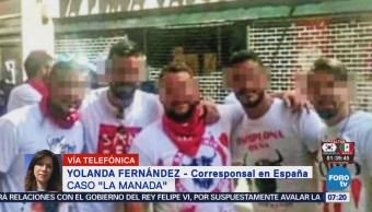 Caso La Manada Genera Oleada Indignación España