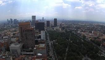 Se registra sismo en la delegación Benito Juárez en CDMX