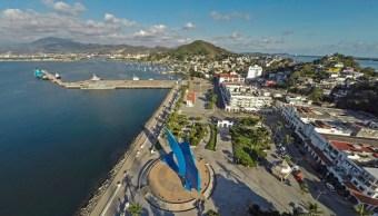 Ciclones debilitan inmuebles del Centro Histórico Manzanillo