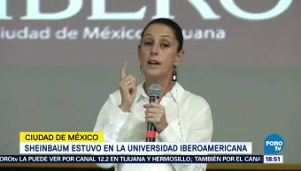 Claudia Sheinbaum Hace Llamado Reconciliación CDMX