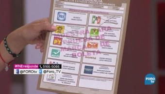 Cómo Será Válido Voto Votaciones Elecciones