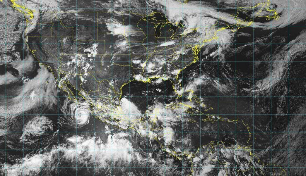 Conagua advierte temporada de huracanes será más intensa