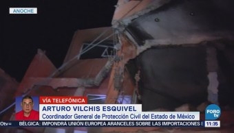 Confirman siete muertos por explosión en Tultepec