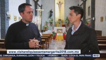 Conozca las reliquias de Santa Margarita Alacoque