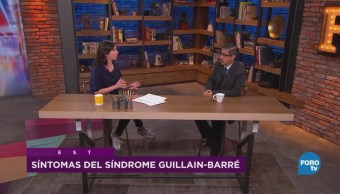 Síndrome Guillain-Barré Francisco Martínez Salud