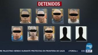 Cuatro Muertos Detenidos Tras Balacera Tláhuac CDMX