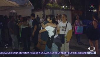 Damnificados del 19S celebran acuerdo en multifamiliar de Tlalpan