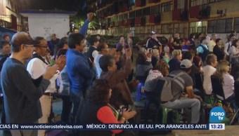Damnificados sismo 19S celebran fideicomiso reconstrucción