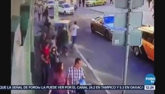 Dan de alta a mexicanas atropelladas en Rusia