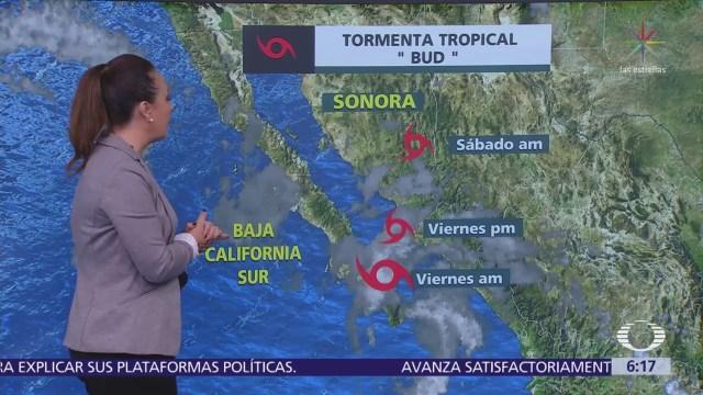 Ciclones Tropicales Propiciarán Lluvias Todo País