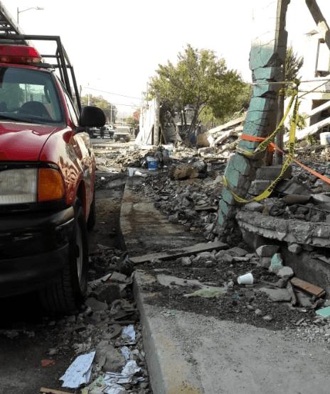 Suman 7 muertos y 8 heridos por explosión en Tultepec