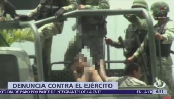 Denuncian crímenes de lesa humanidad durante gobierno de Felipe Calderón