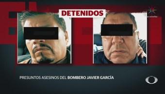 Detienen Dos Sujetos Homicidio Bombero Cdmx