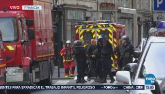 Detienen a hombre que mantenía varios rehenes en París