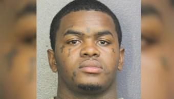 Detienen en Florida al presunto asesino del rapero XXXTentacion