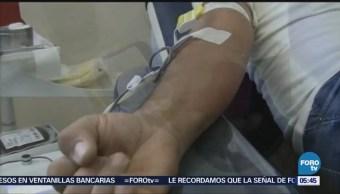 Día del donador de sangre