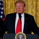 Trump pide fuerza militar para operaciones en el espacio